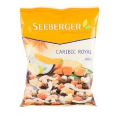 COCTEL TROPICAL SEEBERGER 200 GRS