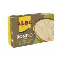 ATUN BLANCO BONITO DEL NORTE ALBO 120 GRS