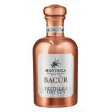 GIN BOTTEGA BACUR 500 ML