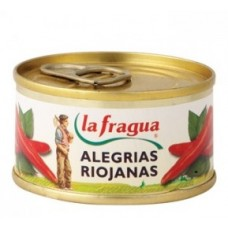 ALEGRIAS RIOJANAS LA FRAGUA PIMIENTOS 185 GRS