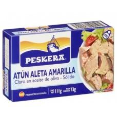 PESKERA ATUN CLARO ACEITE DE OLIVA 111 GRS