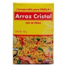 ARROZ CRISTAL 750 GRS