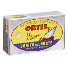 ATUN BLANCO BONITO ORTIZ 112 GRS